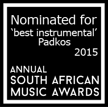 Nominated for SAMA 2015 with Padkos