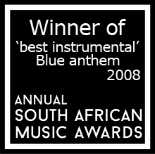 Winner of SAMA 2008 with Blue Anthem