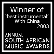 Winner of SAMA 2003 with china